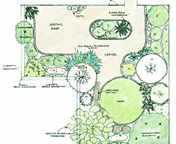 Hintons Nursery design and landscaping
